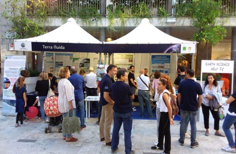 Le iniziative INGV per la Notte Europea dei Ricercatori 2019