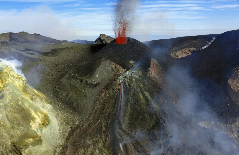 Etna 25 febbraio 2020