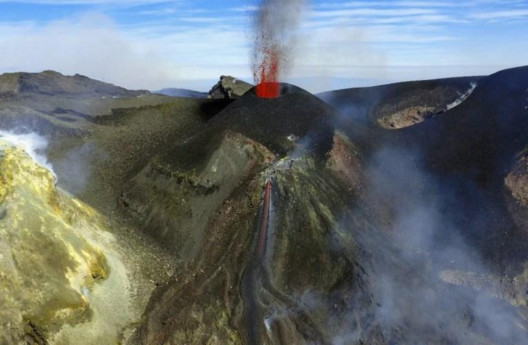 Ma quanto è alta l'Etna?