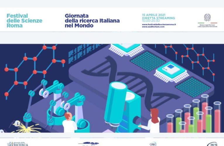 L'INGV alla Giornata della Ricerca Italiana nel Mondo del Festival delle Scienze di Roma