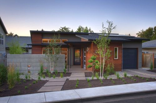 The Sage Residence Super High Scoring LEED Platinum Home