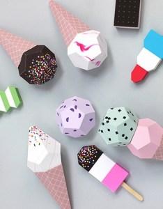 also mr printables paper ice creams inhabitots rh inhabitat