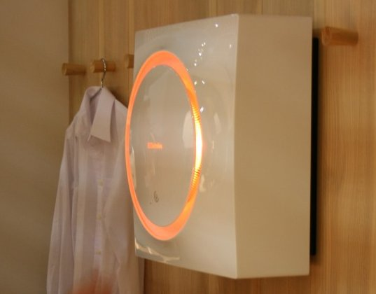 Electrolux concept washing machine