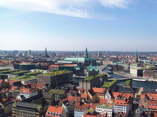Green roofs in Copenhagen, sustainabel design, green design,  sustainable architecture, green building, green roof policy, living  roof, copenhagen, scandinavia