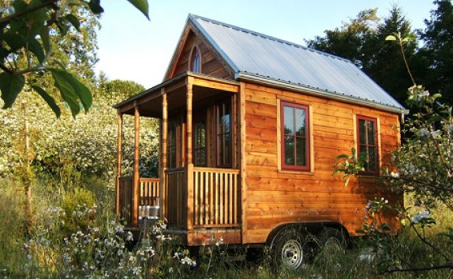 Sustainable Colorado Small Space Living Tiny House Trend
