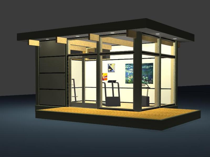 modern studio  Inhabitat  Green Design Innovation