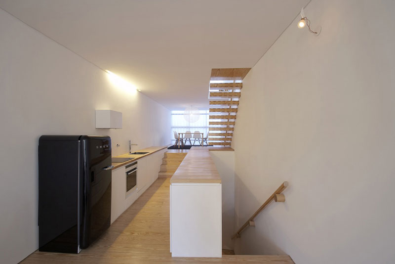 The Outerio House Is A 3 Meter Wide Modernist Renovation