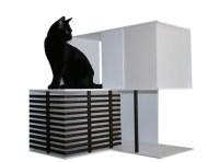 Modern Wooden Feline Houses Are the Cat's Meow | Inhabitat ...