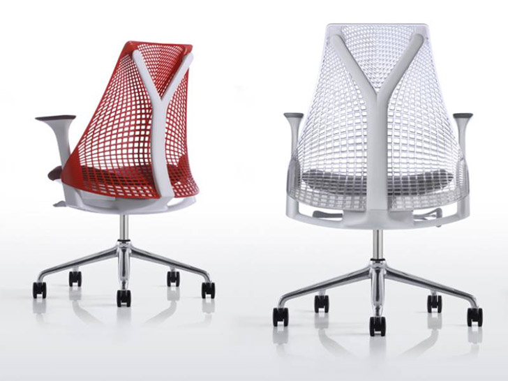 office chair for sale cushioned herman miller yves behar s sayl now available design