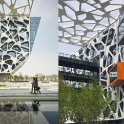 Twitter Architecture Diagram Chloride Ion Alibaba Headquarters Wrapped In A Spiderweb-like Solar Shade | Inhabitat - Green Design ...