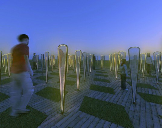 Rain water, Mario Caceres, Christian Canonico, Boston, Wind power, Anthony DiMari, SHIFTBoston, URBAN FIELD,TREEPODS,