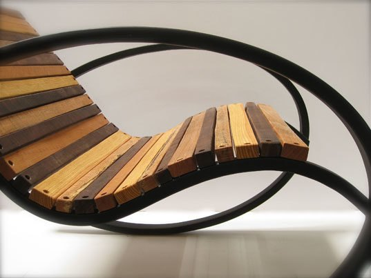 Shriner Rocking Chair  Inhabitat  Green Design