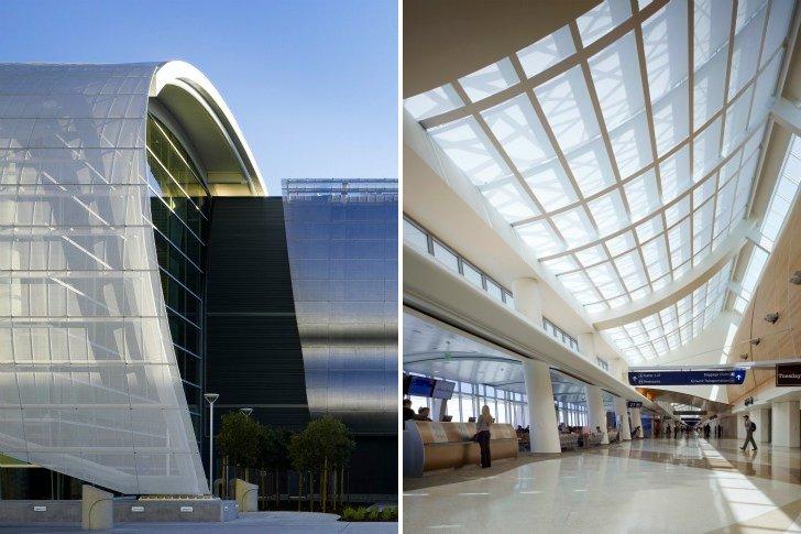 Terminal B at San Jose Airport Undergoes Major Green