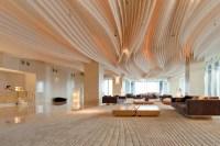 Thailand's Hilton Hotel Features Stunning Interiors ...