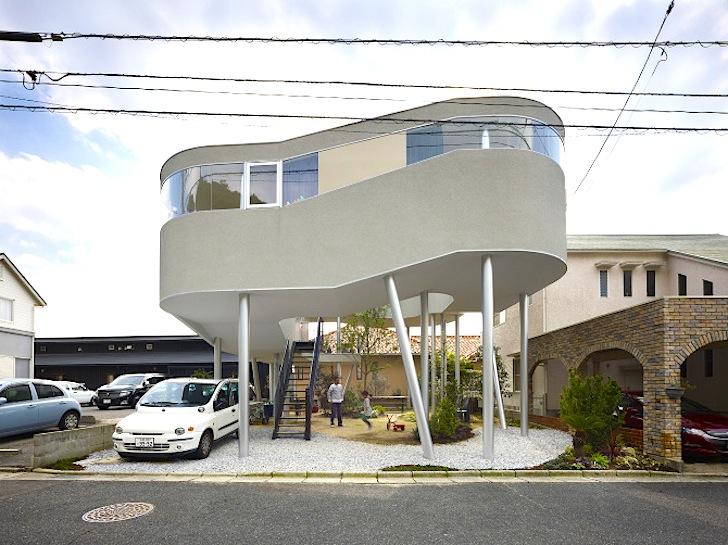 toda house japanese home