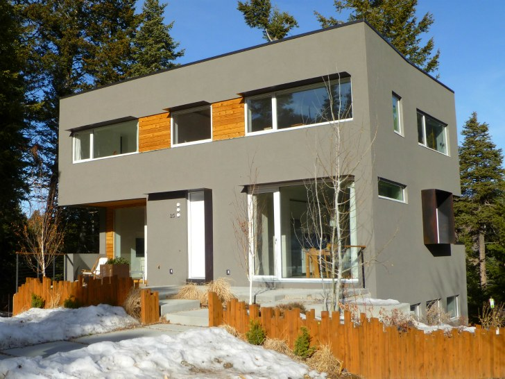PHOTOS 125 Haus Is Utah's Most Energy Efficient And Cost
