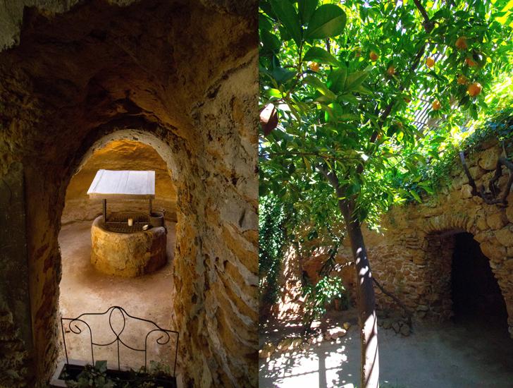 Forestiere Underground Gardens  Inhabitat  Green Design