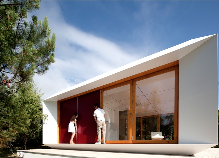 Super Low Cost Mima Prefab Homes Are Modeled After