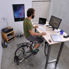 Exercise Gaming Chair Ergonomic Attachment Top 6 Products To Help You Stay In Shape While Work | Inhabitat - Green Design, Innovation ...