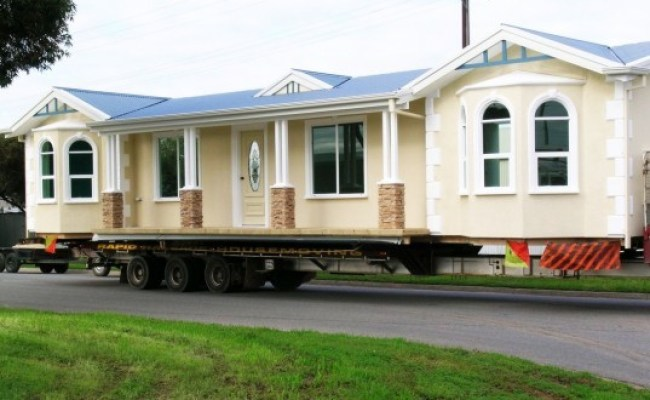 Green Guide To Prefab The History Of The Mobile Home And