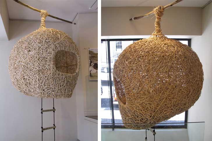 Animal Farm Human Nest by Porky Hefer  Inhabitat  Green