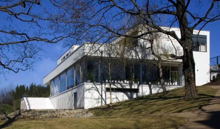 TwoYear Renovation of Mies van der Rohes Villa Tugendhat Is Complete  Inhabitat  Green