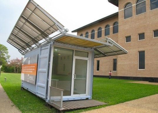 SPACE which stands for Solar Powered Adaptive Containers for Everyone