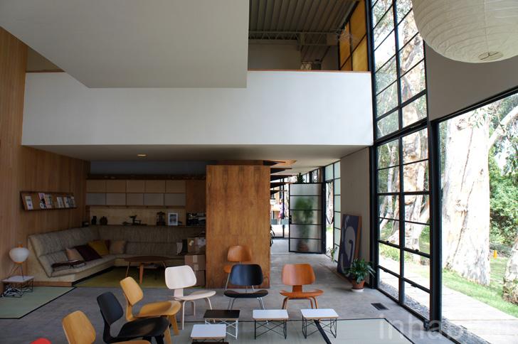 Ray Eames Case Study House Inhabitat Green Design
