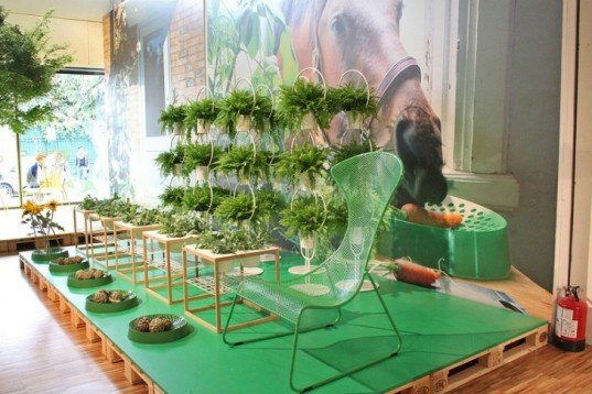 Plant Tables By IKEA Launched At Milan Salone