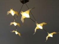 Si Studio Origami Lamps  Inhabitat  Green Design ...