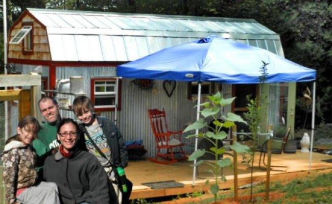 Tiny House Family Inhabitat Green Design Innovation