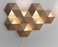 NBT Studio's Ambihive Is a LED Lamp and Sound System ...