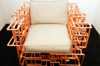BRC Designs' American Pipe Dream Chair and Table Are Made ...
