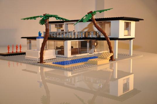 Lego Architecture Inhabitat Green Design Innovation