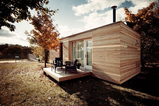 Freedomky Prefab House Combines Low Energy With High Design