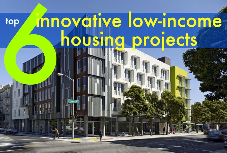 Top 6 Green Supportive And Low Income Housing Projects Inhabitat