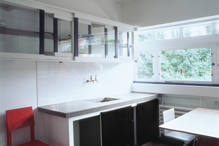 1920s Rietveld Schrder House in Utrecht is a Simple