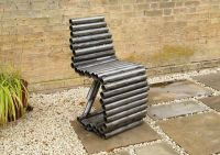Ashley Baldwin-Smith's Tube Chair is Made Entirely from ...