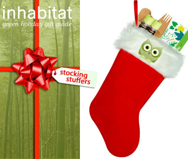 Green Stocking Stuffers For Everyone On Your List