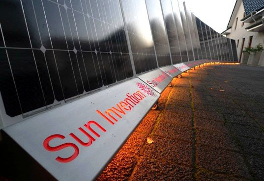 Solar Cell Invention History