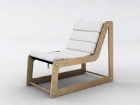 OYD Design's Flatpack FL Inout Chair is Made From Recycled