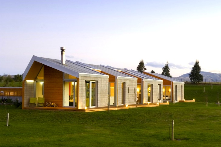 Bonnifait Giesen's Cornege Preston House Is A Passive Solar Sink
