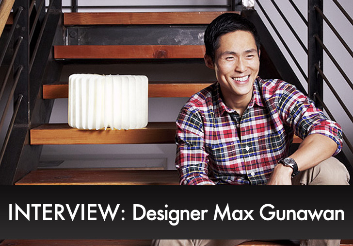 Interview We Talk To Lumio Folding Book Lamp Creator Max