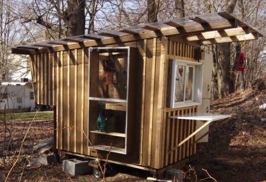 Derek Diedricksens Tiny Gypsy Junker Cabin Can Be Yours