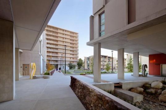 Charles David Keeling Apartments Kierantimberlake Ucsd Green Roof Student Housing