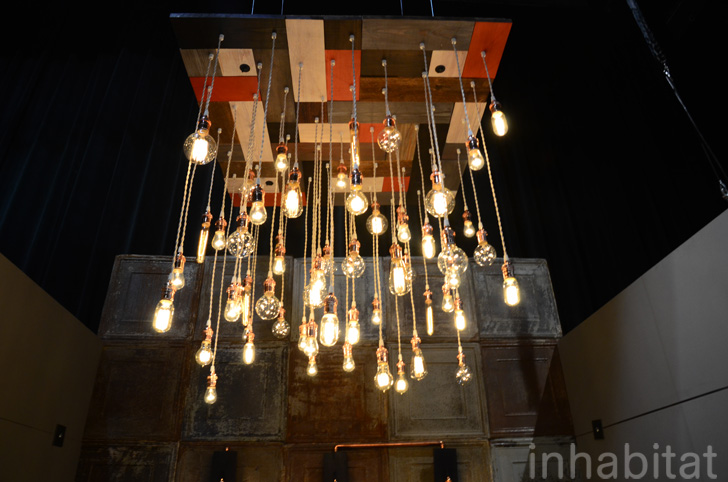 Urban Chandys Recycled Chandeliers Use Vintage Edison