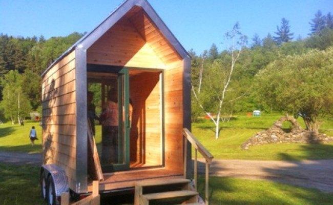 Mushroom Tiny House Inhabitat Green Design Innovation