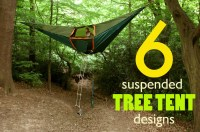 6 Suspended Tree Tents For a Lighter-Than-Air Camping ...