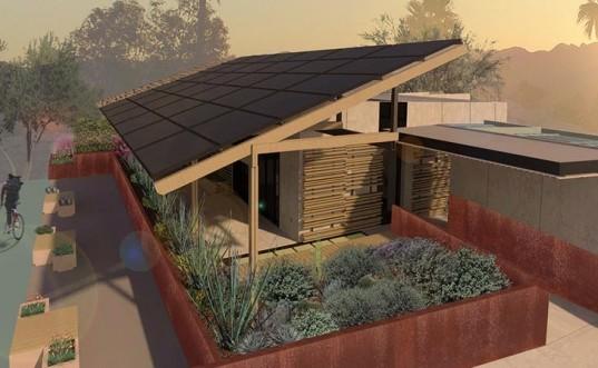 ASU SHADE Solar Decathalon 2 Inhabitat Green Design