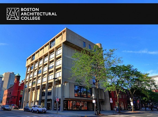Sign Up For Boston Architectural Colleges Brand New Web